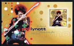 IRELAND 2002 Irish Rock Legends/Phil Lynott: Miniature Sheet UM/MNH - Blocks & Sheetlets