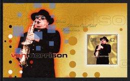 IRELAND 2002 Irish Rock Legends/Van Morrison: Miniature Sheet UM/MNH - Blocs-feuillets
