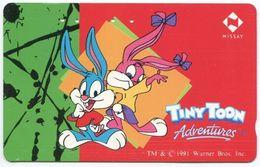 1976 - Tiny Toon Adventures Comic Japan Telefonkarte - BD