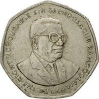 Monnaie, Mauritius, 10 Rupees, 1997, TB+, Copper-nickel, KM:61 - Mauritius
