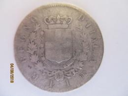 Italia: 1 Lira 1867 M - 1861-1946 : Royaume