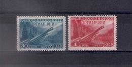 Russia 1948, Michel Nr 1290-91, MLH OG - 1923-1991 USSR