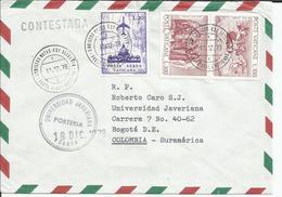 Vaticano. 1978. Carta Dirigida A La Universidad De Javeriana (Colombia) - Vaticaanstad