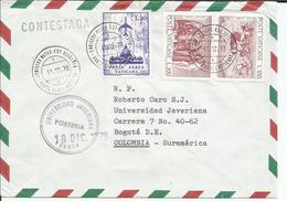 Vaticano. 1978. Carta Dirigida A La Universidad De Javeriana (Colombia) - Vatican