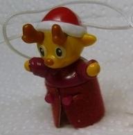 K309 / Kinder Série Noël 2015 / Renne / Ref: FS270 - Montables