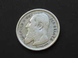 2 Francs 1909 - Argent - BELGIQUE - BELGIE - Léopold II Roi Des Belges **** EN ACHAT IMMEDIAT **** - 1865-1909: Leopold II