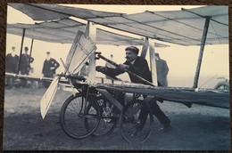 Guillon And Clouzy Airplane, 1907.  The Nostalgia Postcard Collectors Club, Yesterday's Britain 1890s - 1950s - Andere