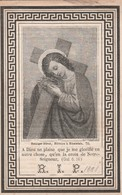 Maria Barbara Vanginhoven-rethy- 1881 - Devotion Images