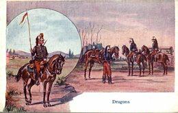 DRAGONS - Militares