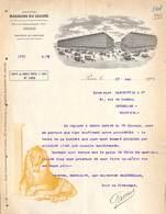 Paris - Grands Magasins Du Louvre - Illustrée 1921 - France