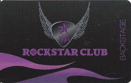 Hard Rock Casino - Las Vegas, NV - Slot Card (BLANK) - Casino Cards