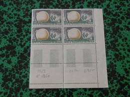 Bloc Timbres Neufs 1962 > N°1360 - Y&T - Pleumeur Bodou Télécommunications Spatiales - Coté 1,20€ - France