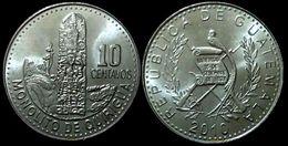 Guatemala - 10 Centavo 2010 UNC Roll - Guatemala