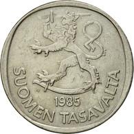 Monnaie, Finlande, Markka, 1985, TTB, Copper-nickel, KM:49a - Finlande