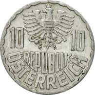 Monnaie, Autriche, 10 Groschen, 1951, Vienna, TTB, Aluminium, KM:2878 - Autriche