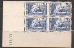 307  Chomeurs Intellectuels  CD 21.11.35 - 1930-1939