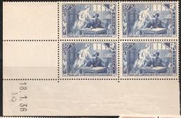 307  Chomeurs Intellectuels  CD 10.1.36 - 1930-1939