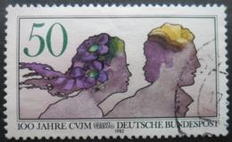 Allemagne N°965 Centenaire De L'alliance Des UNIONS CHRETIENNES Oblitéré - Buddhism