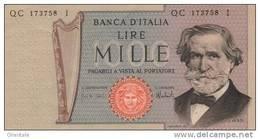 ITALY P. 101d 1000 L 1975  VF - [ 2] 1946-… : Républic