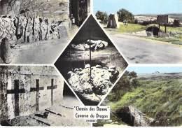 MILITARIA - 02 - CHEMIN Des DAMES (17/06/1917 - 164 ème R.I.) Caverne Du Dragon - CPSM Dentelée GF - Aisne - Guerre 1914-18