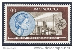 MONACO 1967 N° 732 NEUF  ** - Monaco