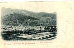 67 Gruss Vom SCHIMMEL Blick Auf Masmünster - Autres Communes