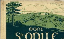 67 MONT SAINTE-ODILE - Album Carnet De 20 Cartes Postales Détachables CAP - Édition Spéciale Du Couvent - Autres Communes