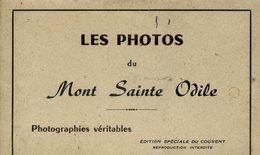 67 Les Photos Du MONT SAINTE-ODILE - Pochette De 10 Cartes Postales Édition Spéciale Du Couvent Photographies Véritables - Autres Communes