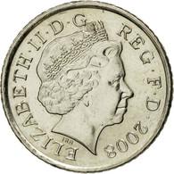 Monnaie, Grande-Bretagne, Elizabeth II, 5 Pence, 2008, SUP, Copper-nickel - 1971-… : Monnaies Décimales