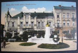 Austria-Hungary. 1915. Romania WW1. Arad. KUK Feldpost. - Romania