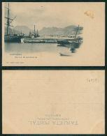 ESPAÑA [OF # 16933 ] - HAUSER Y MENET - CARTAGENA MUELLE DE ALFONSO XII - Spain