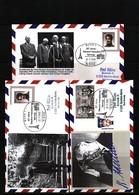 Deutschland / Germany 1993  30 Jahre Deutsch-Franzoesischer Vertrag Interessante Briefe - Covers & Documents