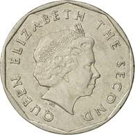 Monnaie, Etats Des Caraibes Orientales, Elizabeth II, Dollar, 2002, British - Caraïbes Orientales (Etats Des)
