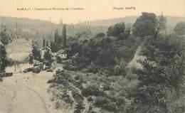 "CPA FRANCE 74 ""Rumilly, Chapelle Et Moulins De L'Aumône"" - Rumilly"