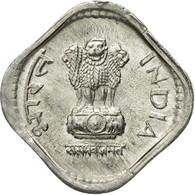 Monnaie, INDIA-REPUBLIC, 5 Paise, 1991, TTB, Aluminium, KM:23a - Inde