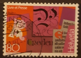 SUIZA 1994 Book And Press. USADO - USED. - Suiza