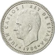 Monnaie, Espagne, Juan Carlos I, Peseta, 1984, TTB, Aluminium, KM:821 - [ 5] 1949-… : Royaume