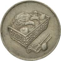 Monnaie, Malaysie, 20 Sen, 1993, TTB, Copper-nickel, KM:52 - Malaysie