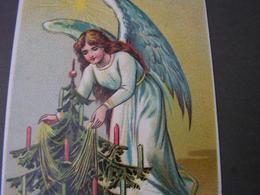 Weinachts Engel Ostbevern 1904 Nach Gimbte - Engel