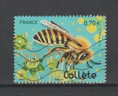 FRANCE / 2016 / Y&T N° 5051 : Abeille Solitaire (Collète) - Usuel - France