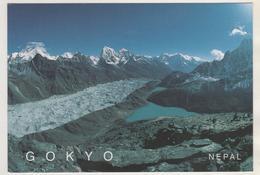 GOKYO NEPAL - LETTRE POUR LA FRANCE AVEC LE TIMBRE RAFTING DE 1997 - VOIR LES SCANNERS - Nepal