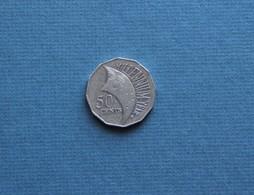 Australia 2000 50c Millennium Coin QEII 50 Cent - Dezimale Münzen (1966-...)