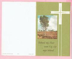 Bidprentje - Ludovicus HERMANS Echtg.Anna WENS - Oud Turnhout 1890 - Schoonbroek (Retie) 1977 - Religion & Esotericism