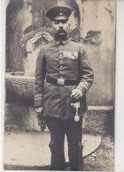 Soldat Mit Orden - München März 1918 - München