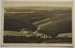 Alte AK Auersberg 1929 Siehe Bild (Ak/40 - Auersberg