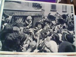 SCENA DEI PROMESSI SPOSI CAPITOLO XIII Ferrer Promette Pane   VB1943 20/08 Da L'AQUILA A CICOGNARA MN GU2897 - Serie Televisive
