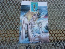 FRANCE (2004) Fete De La B.D. EAUZE (rahan) - Maximum Cards