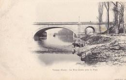 VERNON - La Rive Droite Près Le Pont - Vernon