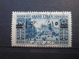 VEND BEAU TIMBRE DU GRAND LIBAN N° 79 , X !!! - Great Lebanon (1924-1945)
