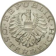 Monnaie, Autriche, 10 Schilling, 1974, SUP, Copper-Nickel Plated Nickel, KM:2918 - Autriche